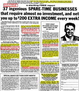 Gene Schwartz Ad #88