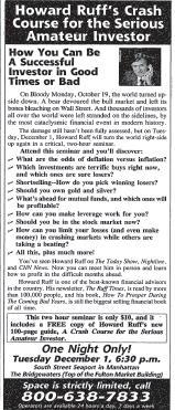 Howard Ruff Successful Investor Course