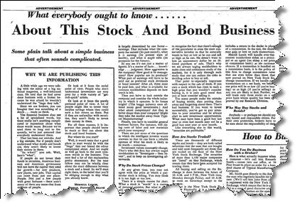 Merrill Lynch Collapse