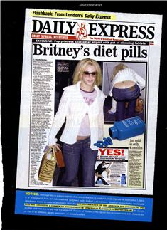 Britney Spears Diet Pills 01